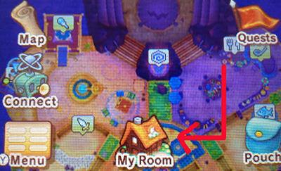 Decorating House in Fantasy Life