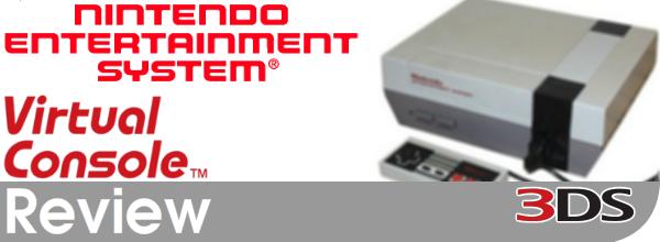 NES Console Review (3DS eShop)