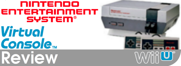 NES Virtual Console Review (Wii U eShop)