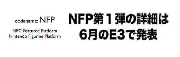 Nintendo NFC