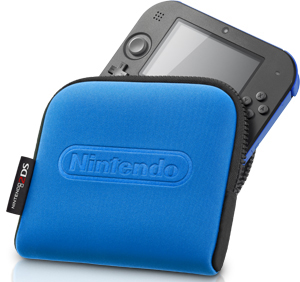Nintendo 2DS Case