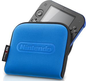 Nintendo 2DS Case