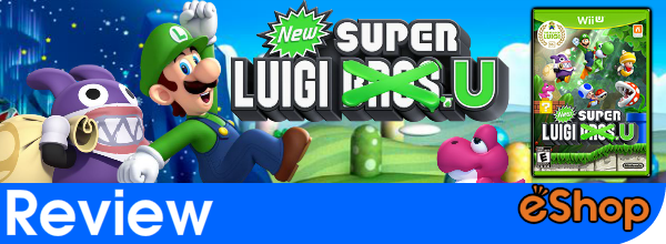 New Super Luigi U Review (Wii U)