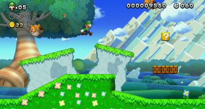 New Super Luigi U Gameplay (Wii U)