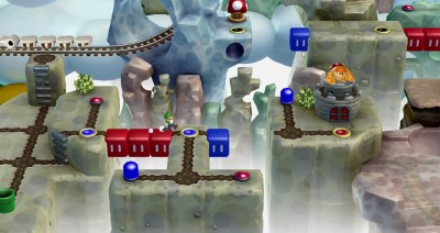 New Super Luigi U Gameplay (Wii U)