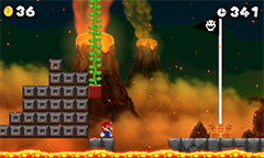 Hidden stuff in New Super Mario Bros. 2