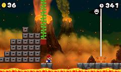 Hidden stuff in New Super Mario Bros. 2