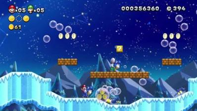 New Super Mario Bros U. Gameplay