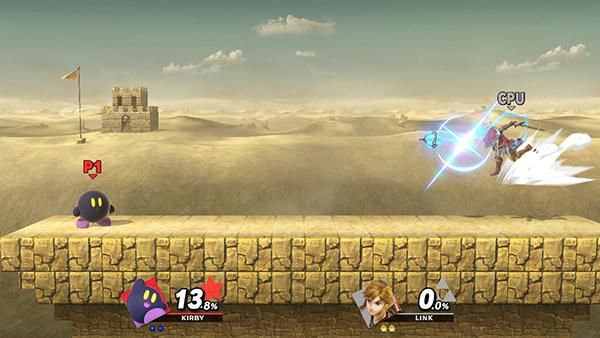 Omega stage in Super Smash Bros. Ultimate