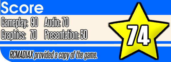 POKER DICE SOLITAIRE FUTURE Review Score (Wii U)