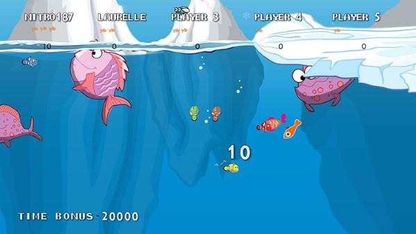 plenty of fishies pic 1