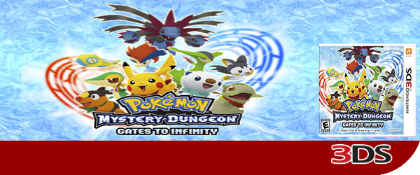 Pokémon Mystery Dungeon: Gates to Infinity Review