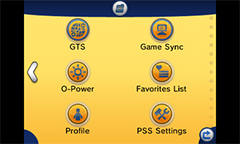 Pokemon X and Y Game Sync