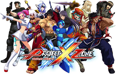 Playable characters in Project X Zone