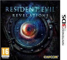 Resident Evil: Revelations 3DS Game Box Cover Art