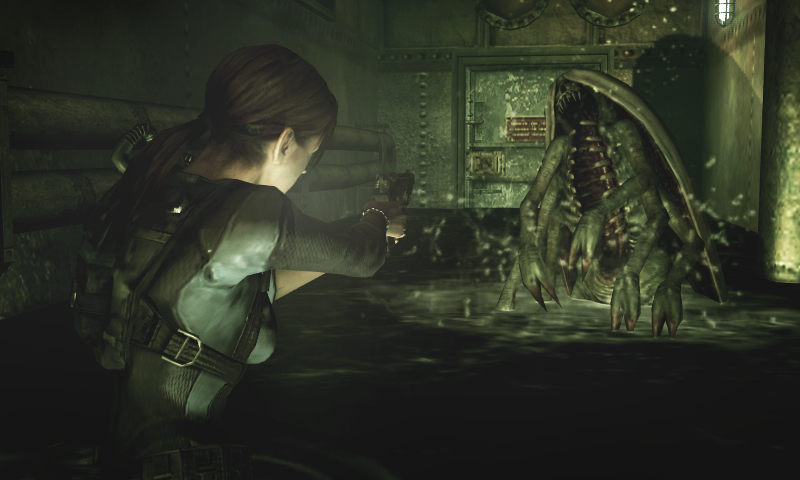 Resident Evil: Revelations Gameplay (3DS)