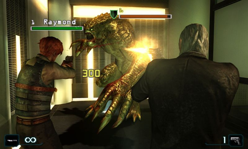 Raid Mode, with its online multiplayer, helps Resident Evil: Revelations give you more than your money's worth.