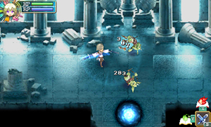 Rune Factory 4 Nintendo 3DS gameplay