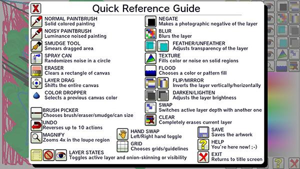 sdk paint quick ref guide