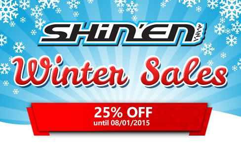 shinnen winter sale