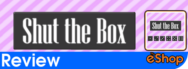 SHUT THE BOX Review (Wii U eShop)