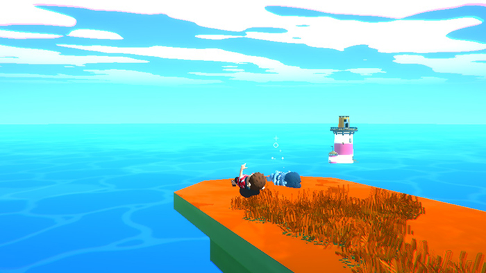 Sky-gazing in Solo: Islands of the Heart on the Nintendo Switch