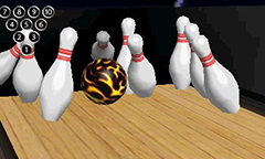 Smash Bowling 3D - Almost Strike
