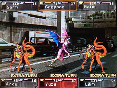 Shin Megami Tensei: Devil Survivor Overclocked Gameplay