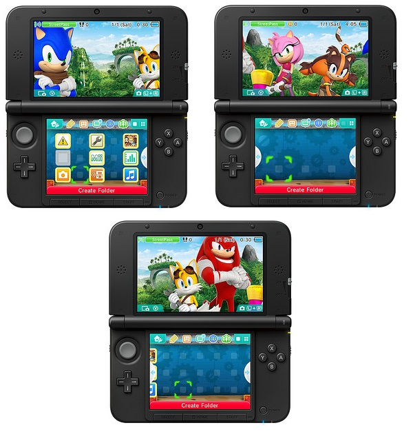 sonic boom 3ds extras (1)