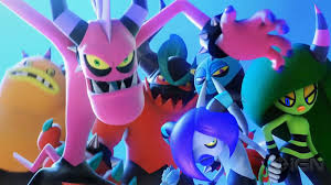 A closer look at Sonic Lost World foes