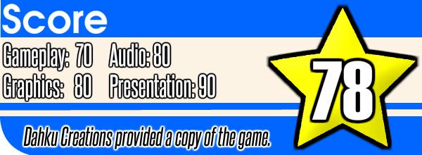 Soon Shine Review Score (Wii U)
