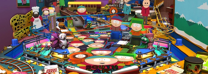 south park table