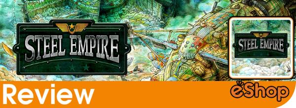Steel Empire Review (3DS eShop)