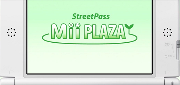 Steetpass Mii Plaza Update for the Nintendo 3DS