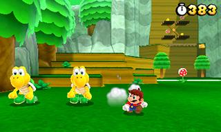 Super Mario 3D Land Gameplay