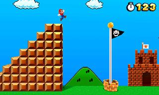 Super Mario Game Graphics