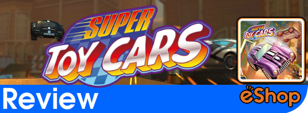 Super Toy Cars Review (Wii U eShop)