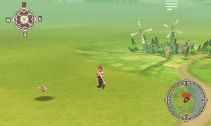 Tales of the Abyss Open World