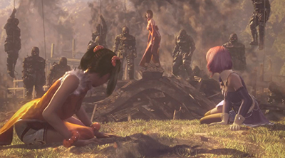 Tekken: Blood Vengeance Movie