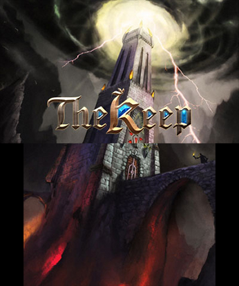 The Keep Gameplay (Nintendo 3DS)