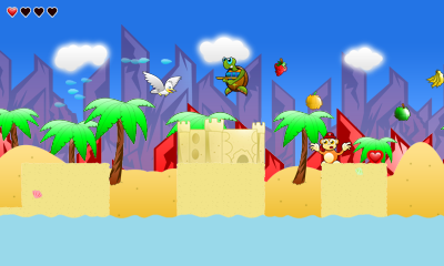 Turtle Tale Gameplay