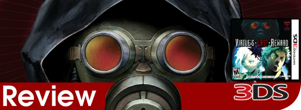 Zero Escape: Virtue's Last Reward Review