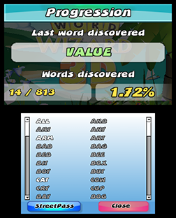 Word Wizard 3D Graphics and Sound