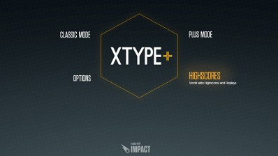 XType Plus Gameplay (Wii U)