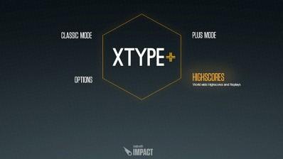 XType Plus Gameplay (Wii U)