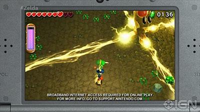 Legend of Zelda: Triforce Heroes Gameplay