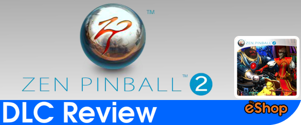 Review of Zen Pinball 2 Tables